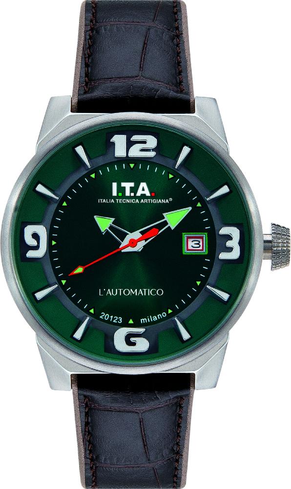 【 ITA 新作】送料無料 日本正規品 Ref.26.00.02 I.T.A. L'AUTOMATICO Limited Edition 500 オートマティコニューコレクション 2018年11月下旬発売 輸入元:一新時計