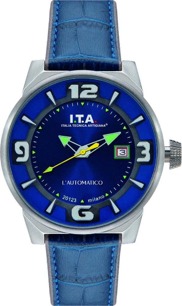 【 ITA 新作】送料無料 日本正規品 Ref.26.00.03 I.T.A. L'AUTOMATICO Limited Edition 500 オートマティコニューコレクション 2018年11月下旬発売 輸入元:一新時計