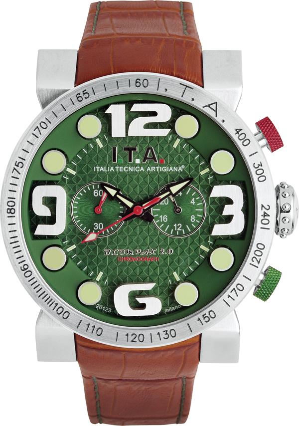 【送料無料】new model I.T.A . B.COMPAX新型 ビーコンパックスRef.18.00.01 輸入元 一新時計ITA I T A イタ イタリア 腕時計 ウォッチ ウオッチ