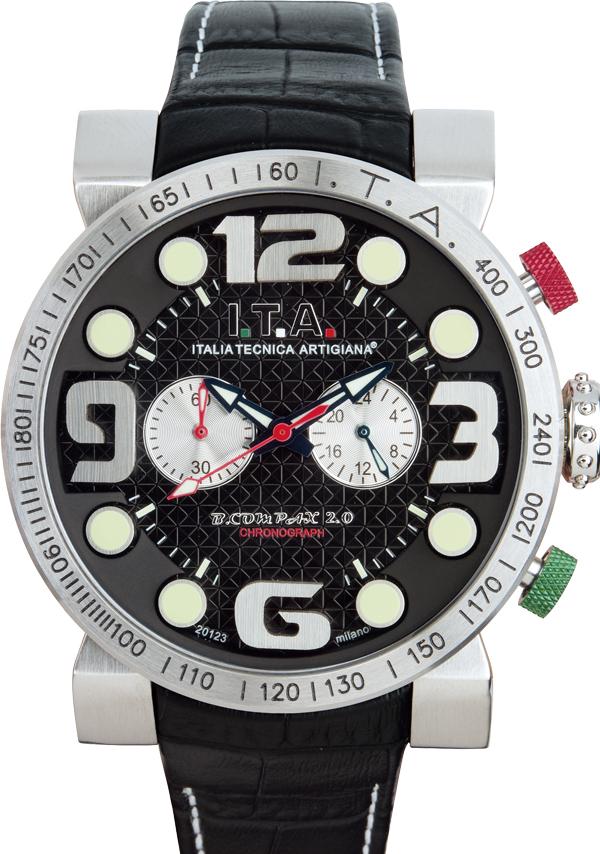 【送料無料】new model I.T.A . B.COMPAX新型 ビーコンパックスRef.18.00.02 輸入元 一新時計ITA I T A イタ イタリア 腕時計 ウォッチ ウオッチ