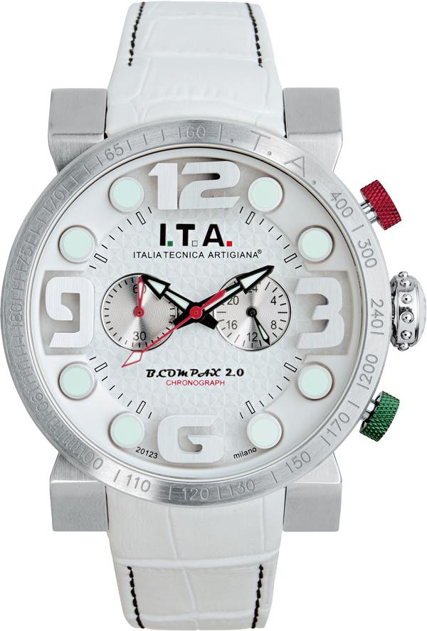 【送料無料】new model I.T.A . B.COMPAX新型 ビーコンパックスRef.18.00.05 輸入元 一新時計ITA I T A イタ イタリア 腕時計 ウォッチ ウオッチ
