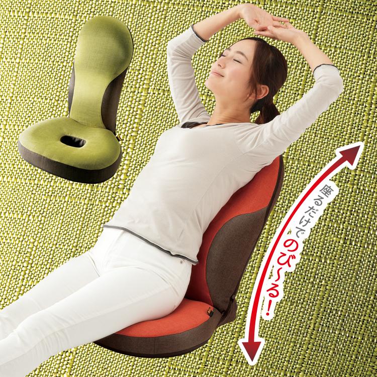座椅子 腰痛[勝野式 美姿勢習慣コンフォート]は、姿勢と骨盤ケアが出来る座椅子 骨盤姿勢ケア座椅子