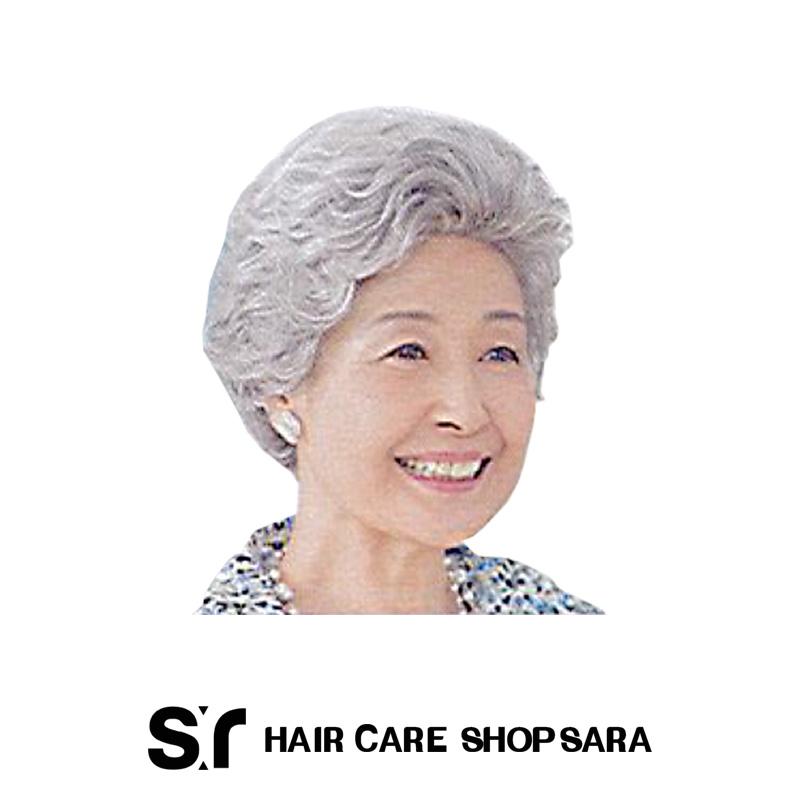 レオンカ ウィッグ SF-N35 グレイヘア 白髪 ファッションウィッグ 部分ウィッグ ボリュームアップ ナチュラル ヘアケア サロン専売 美容室専売 美容院 美容師 おすすめ 人気 ランキング クチコミ 女性 男性 レディース【送料無料】