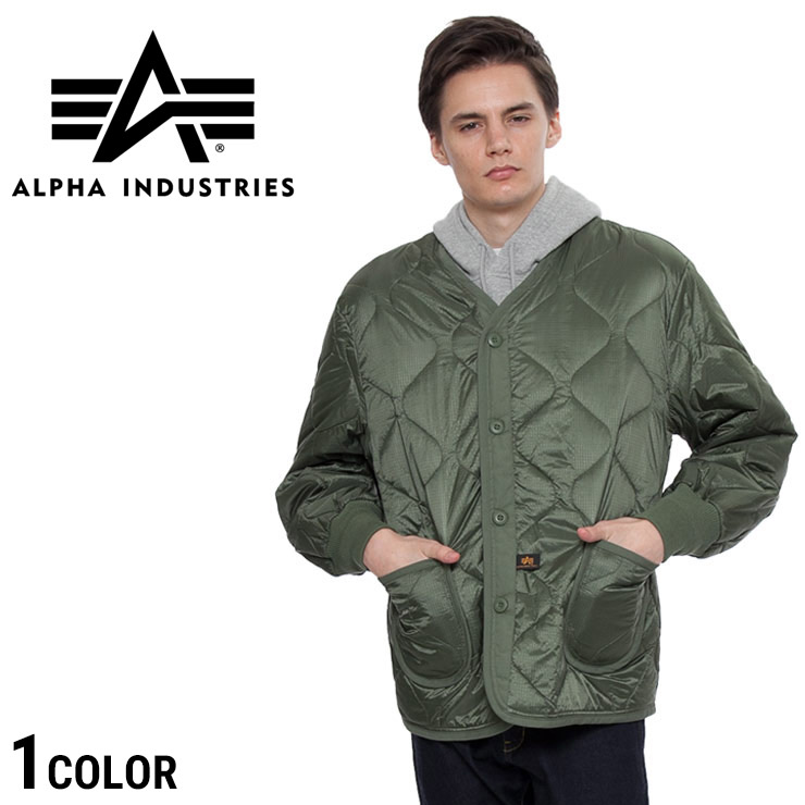 undefeated x terrific value run shoes Alpha m65 ALPHA INDUSTRIES alpha industry ALS M-65 LINER CORE SPEC jacket  men casual male men fashion outer light weight