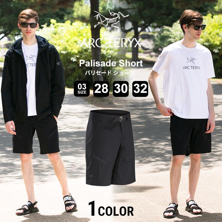 10%OFFクーポンあり■アークテリクス ショートパンツ ARC'TERYX パリセード パンツ Palisade Short Men'sメンズ カジュアル 男性 メンズファッション ボトムス ズボン 22400