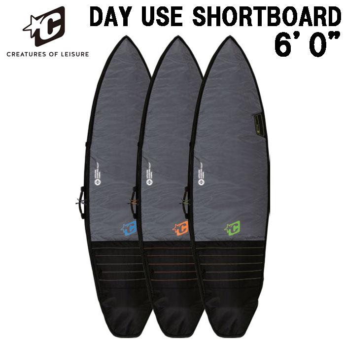【再入荷!】CREATURES クリエイチャー ショートボード ハードケース サーフィン ボードケース HARD CASE 6'0