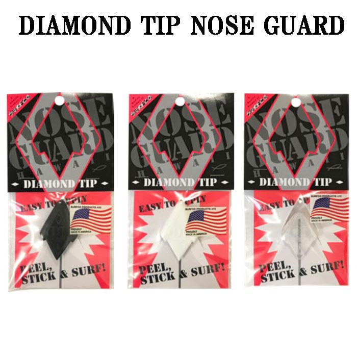 相手や自分にけがをさせないための必需品 送料無料 春の新作続々 DIAMOND TIP サーフィン ダイヤモンドチップ ノーズガード ショートボード 入荷予定