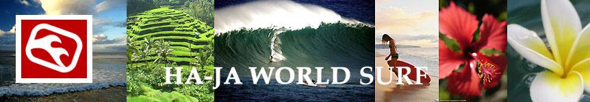 HA-JA WORLD SURF:他では手に入らないオリジナルサーフ&ストリート系ブランド