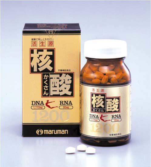 Maruman nucleic acid 1200 600 grain