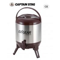 CAPTAIN STAG エクスギア ウォータージャグ6リットル UE-2003【05P03Dec16】