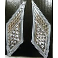 ユニカー工業 86/BRZ LEDサイドマーカーランプ クリア GTA-014【05P03Dec16】