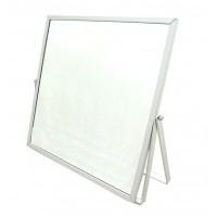 玛丽铝框架桌面镜子银 200