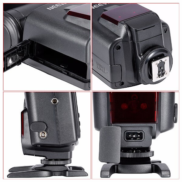 It supports Canon dslr cameras such as Neewer NW680/TT680 E Time To Live speedlight electronic flash flash * high speed synchronized swimming Canon 5D Mark Ii/7D Kiss X6I X5 X50 X4 X3 X2 Digital X 60D/50D/40D/30D