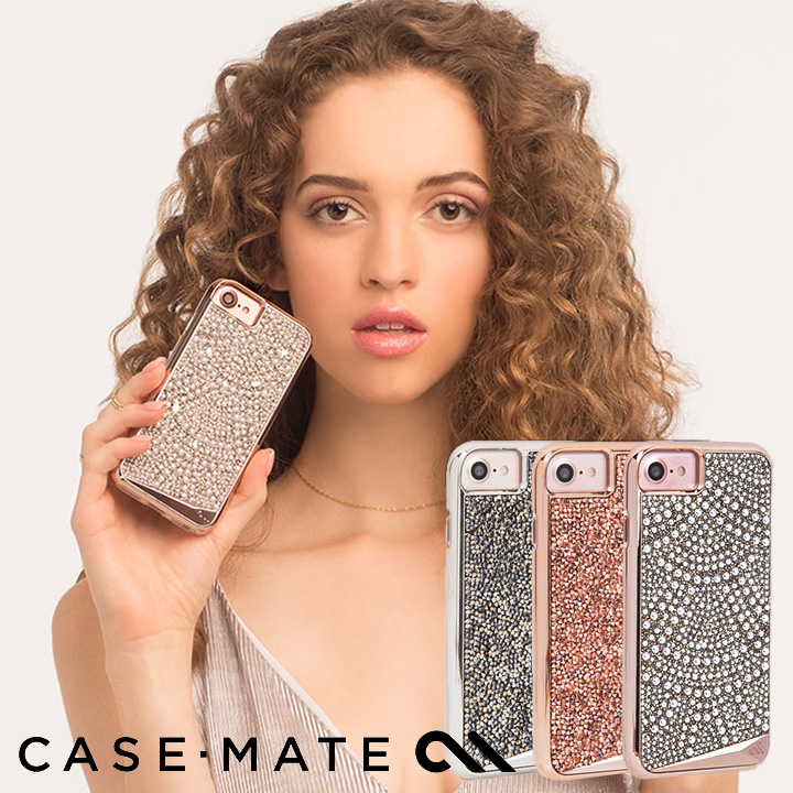 Case-Mate iPhone8 Plus iPhone7 Plus/6s Plusクリアケース iPhone8 Plus/iPhone7 Plus/6s Plus/6 Plus ケース Case-Mate ケースメイト Brilliance CaseSuica(Apple Pay)対応確認済み おしゃれ きれい ギフト かわいい 母の日