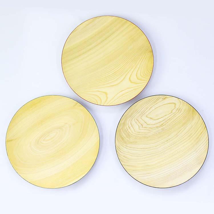 木製 皿 大皿 北欧 長方形 カフェ 漆 おしゃれ皿 大皿 ディッシュB moku 木製北欧 長方形 カフェ 漆 おしゃれ 母の日