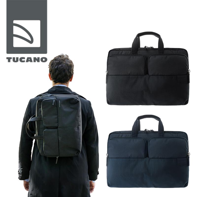 TUCANO Stilo Business bag 15TUCANO Stilo Business bag 15 ツカーノ スティーロ ビジネスバッグ MacBook 15 15インチのPCに最適 ハイテック素材 ネオプレン バックパック ギフト