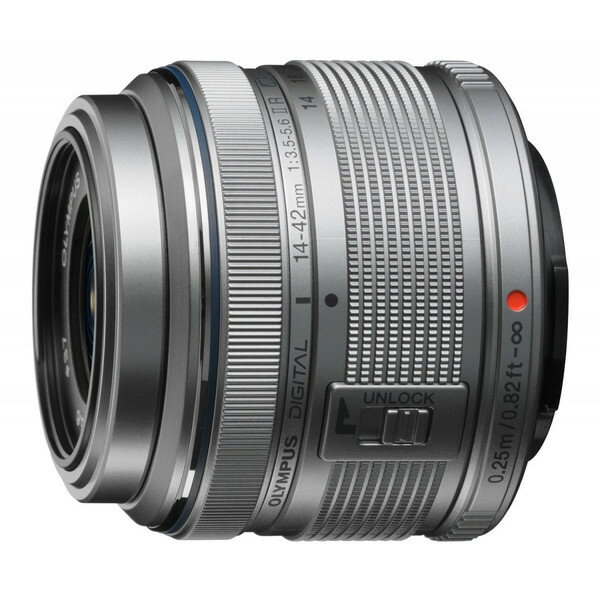 【中古 保証付 送料無料】OLYMPUS M.ZUIKO DIGITAL 14-42mm F3.5-5.6 II R