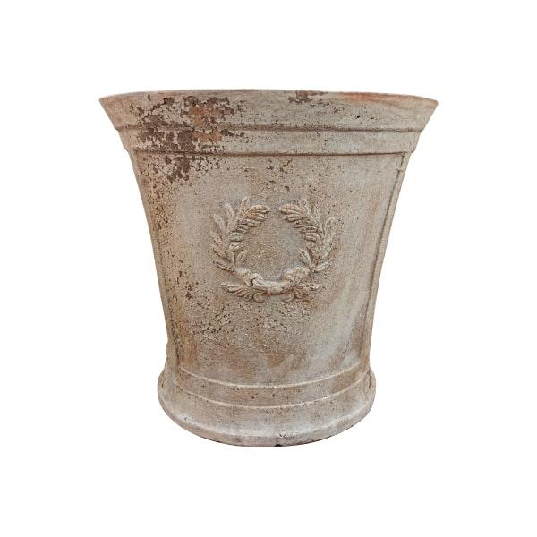植木鉢 アンティークな質感がおしゃれな植木鉢 GP009-400 13号(40cm) 鉢底穴有り
