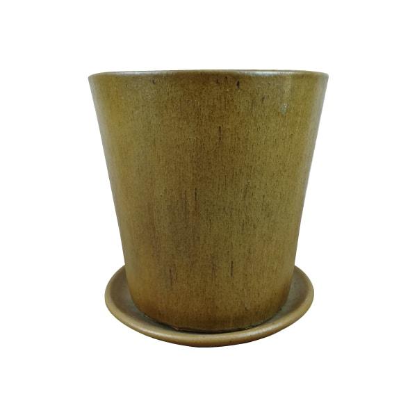 植木鉢 おしゃれ 深い色味がきれいな植木鉢 KT406-360 12号(36cm) / テラコッタ 大型 鉢カバー