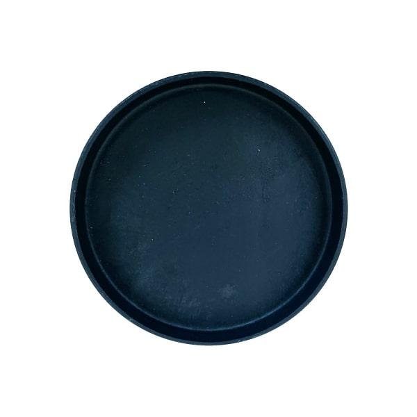 100%品質保証! 軽くて丈夫なプラスチック製の受け皿 おしゃれな植木鉢 植木鉢 おしゃれ 軽量シンプルソーサー MA302-210 受け皿 7号 軽い FRP ストアー プラスチック 21cm