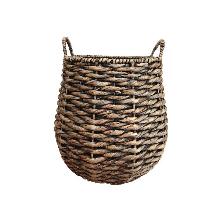 植木鉢 おしゃれ ナチュラルなシーグラスバスケット MM205-380 13号(38cm) / 藤