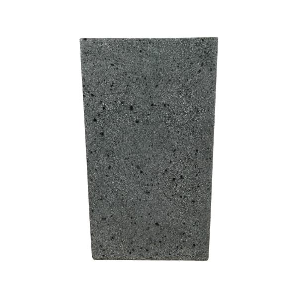 マットな石材調の鉢カバー 新品未使用 メーカー公式 おしゃれな鉢カバー 植木鉢 おしゃれ 丈夫なファイバーセメント製 MM304-250 大型 スタイリッシュ 25cm 陶器鉢 8号