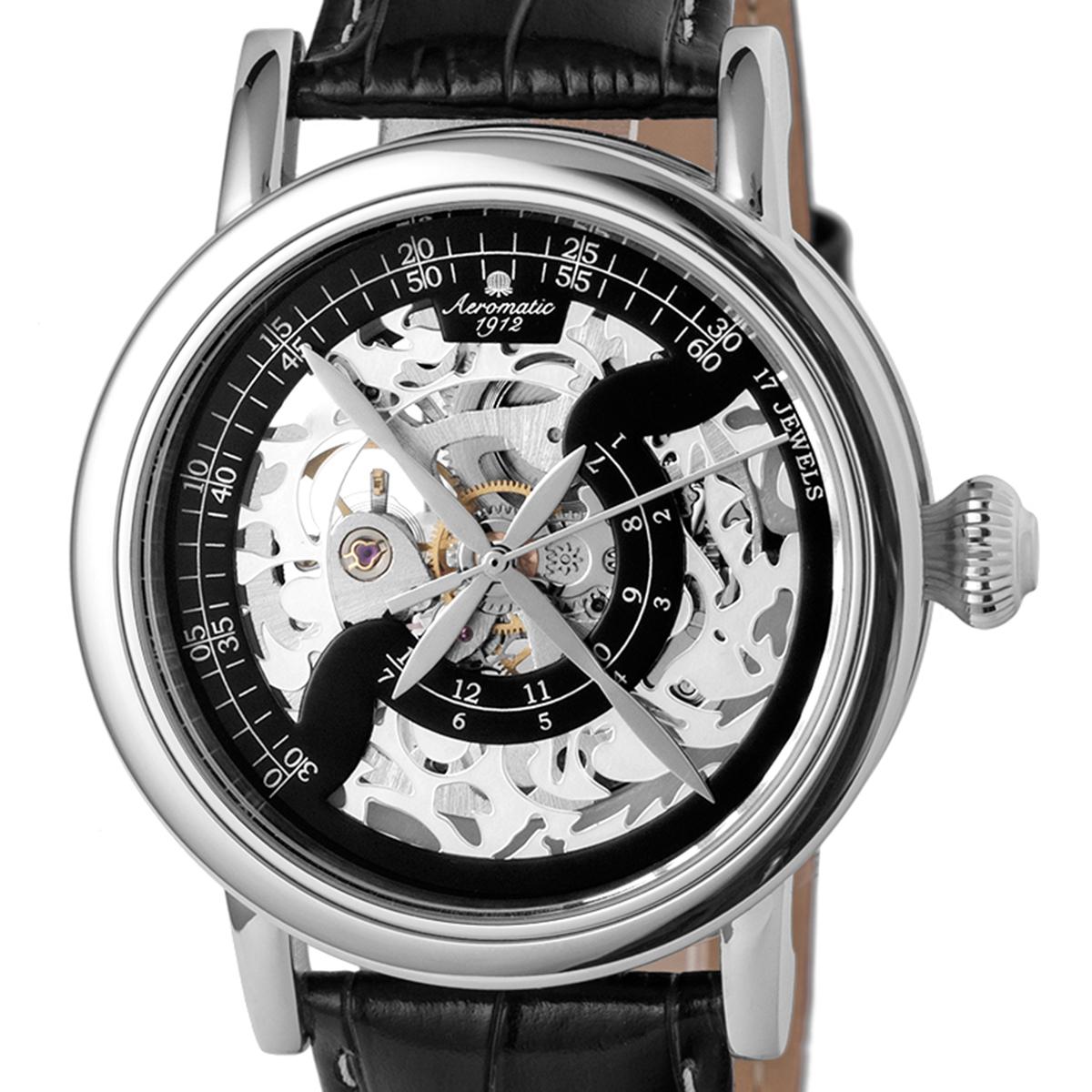 Aeromatic1912 エアロマティック1912 手巻き 腕時計 [A1410] 並行輸入品