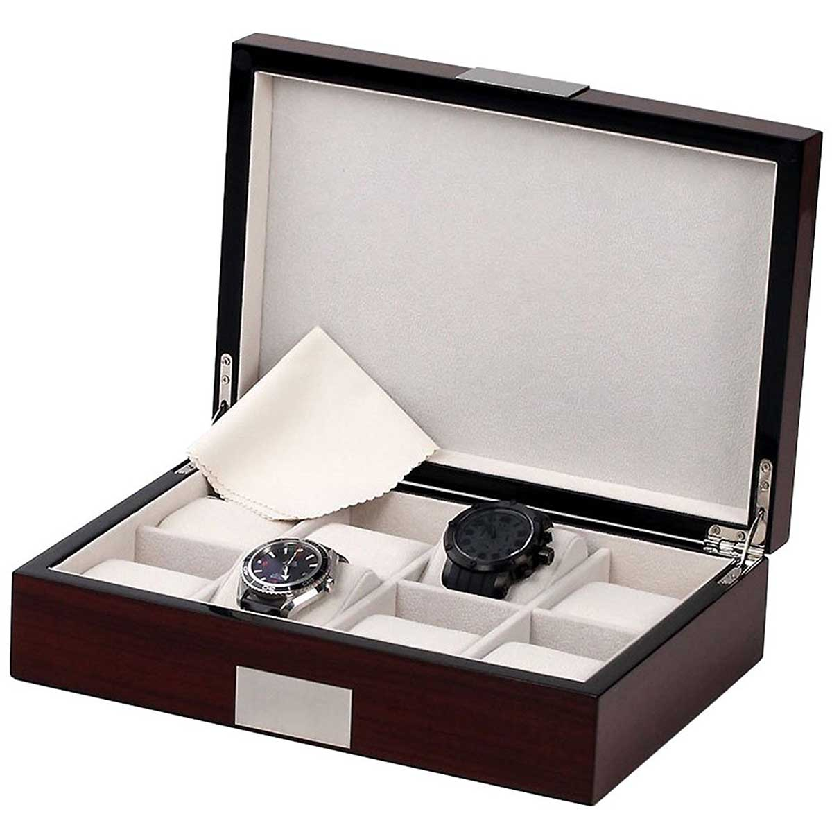 腕時計用 ウォッチケース Rothenschild ローテンシルト 収納本数8本 [RS-2022-8RO]