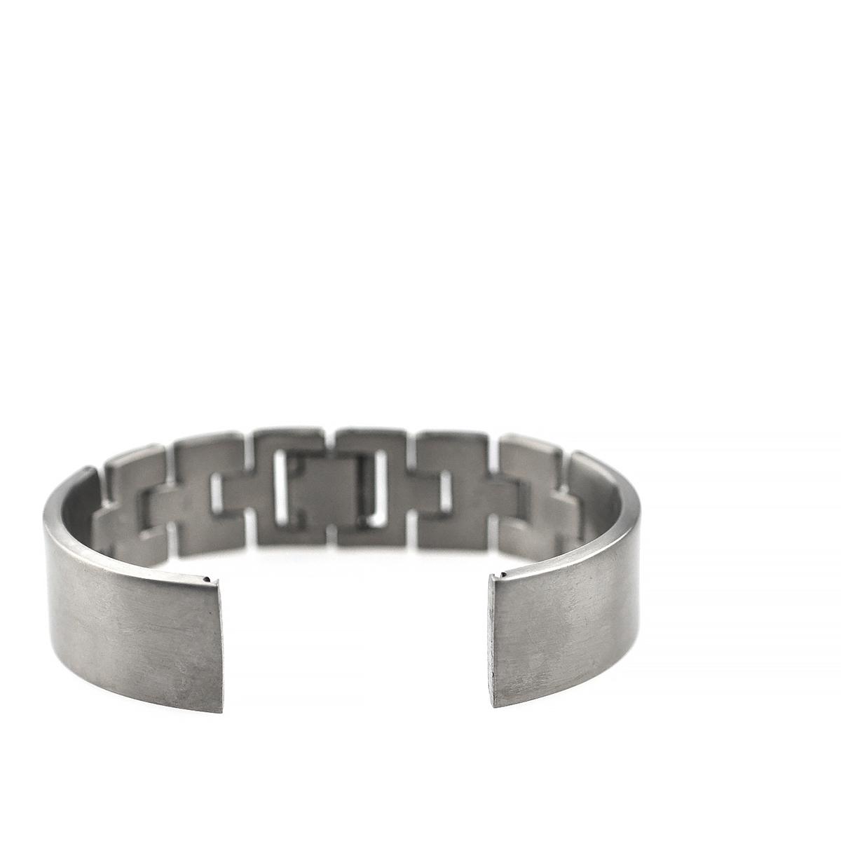 腕時計ベルト 腕時計バンド 替えストラップ 社外品 汎用チタンベルト 取付幅16/19mm (尾錠)バックル付き [ Eight - ETB021 ]