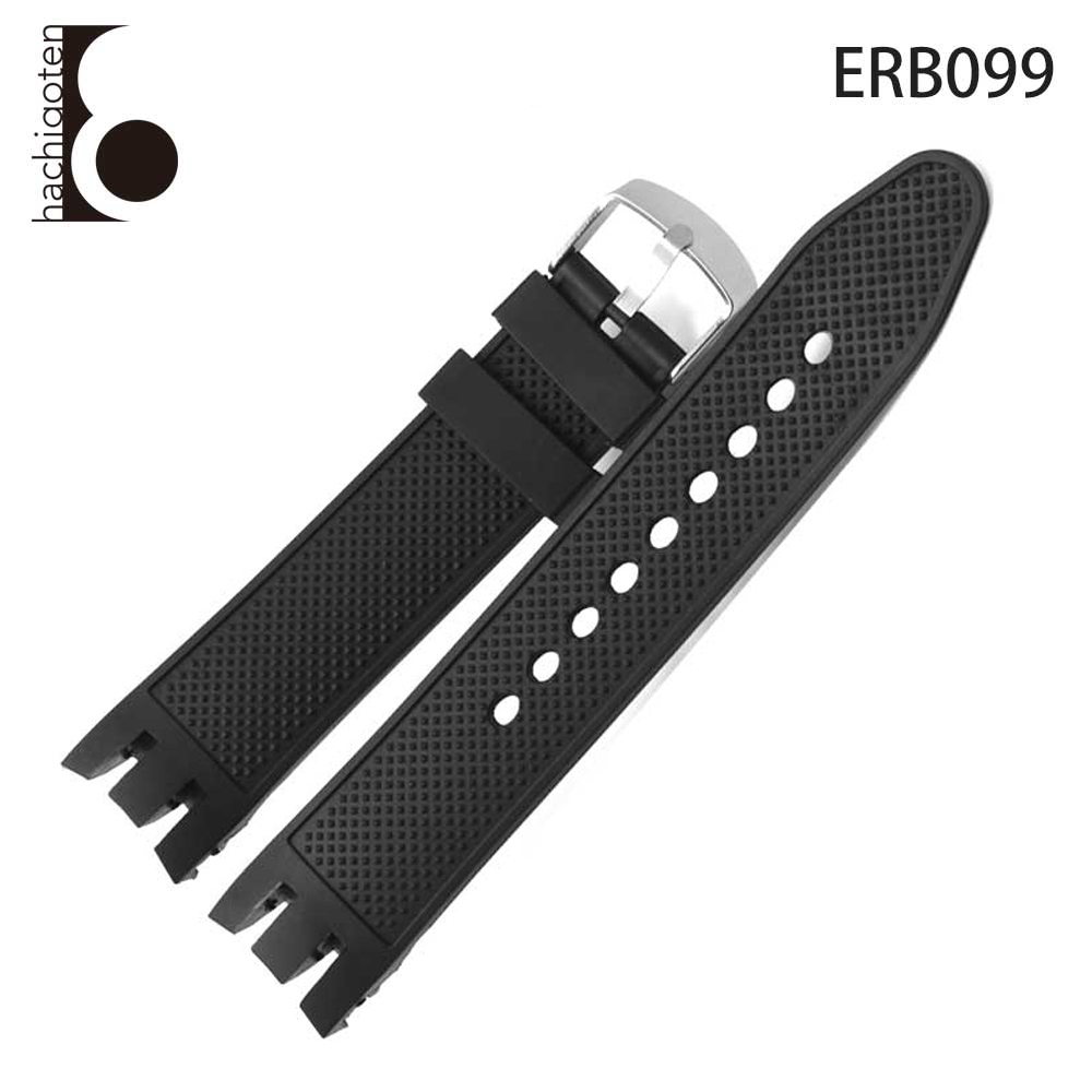 Watch belt watch band replacement strap fitted General rubber belt width 21 mm. apply: swatch swatches [YRS401/YRS402/YRS403/YRS409] (buckle) with pin buckle [Eight-ERB 099] 10P01Oct16