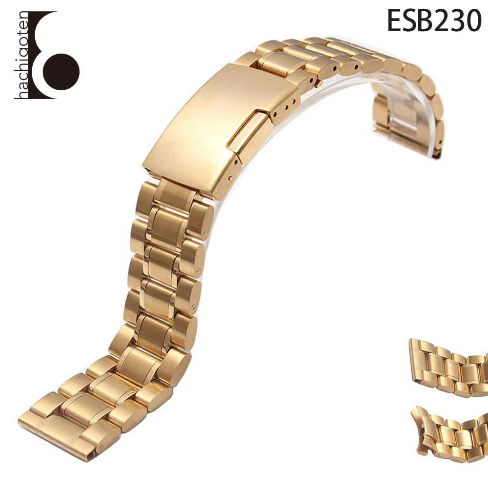 8fd9eb442d6 Watch belt watch band replacement strap fitted general-purpose stainless  steel belt width 18   20   22 mm applications  ROLEX Rolex