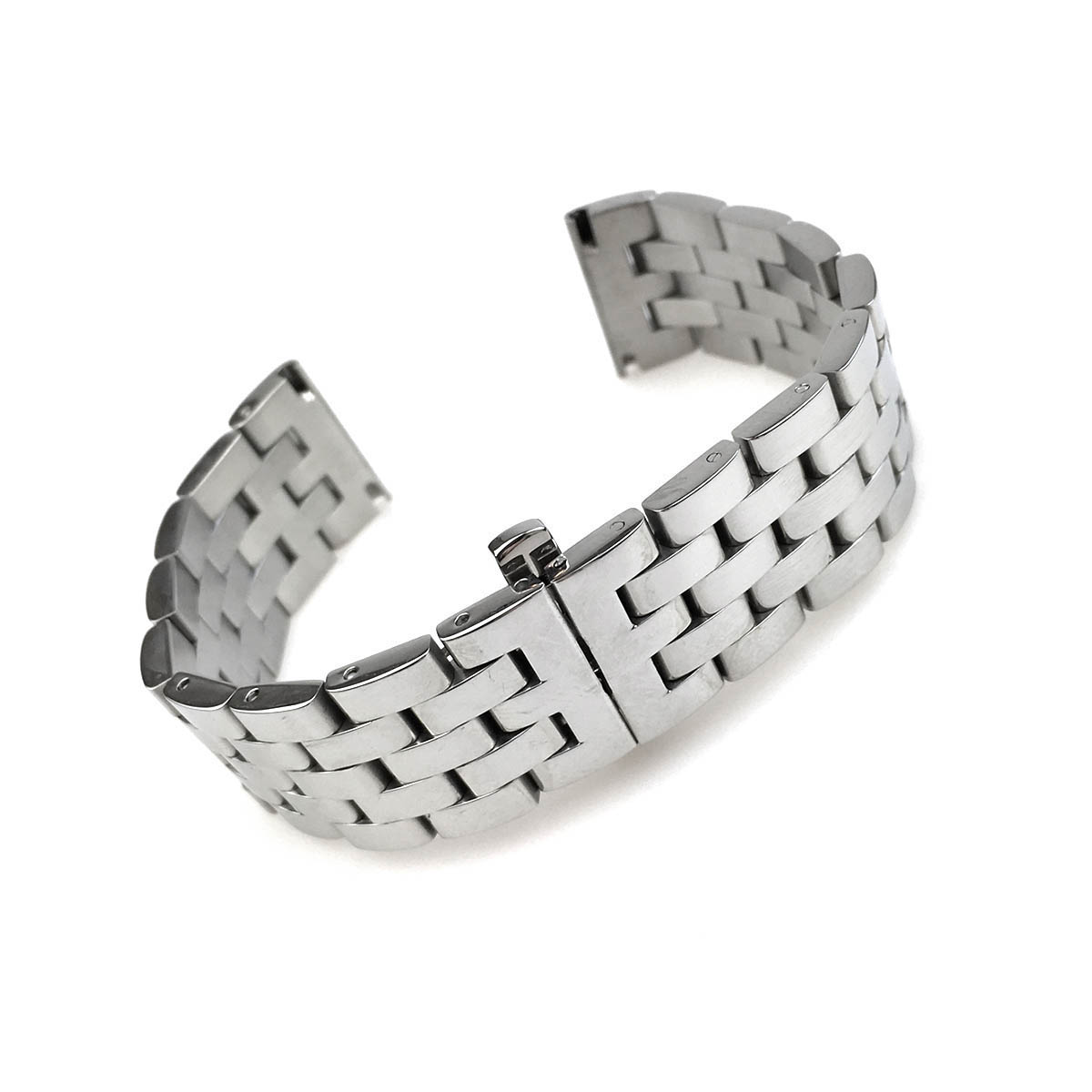 Watch belt watch band replacement strap fitted general-purpose stainless steel belt width 17 mm/18 mm/20 mm/22 / mm applications: ZENITH Zenith and Jaeger-LeCoultre Jaeger-Lecoultre (buckle) buckle with 532P17Sep16
