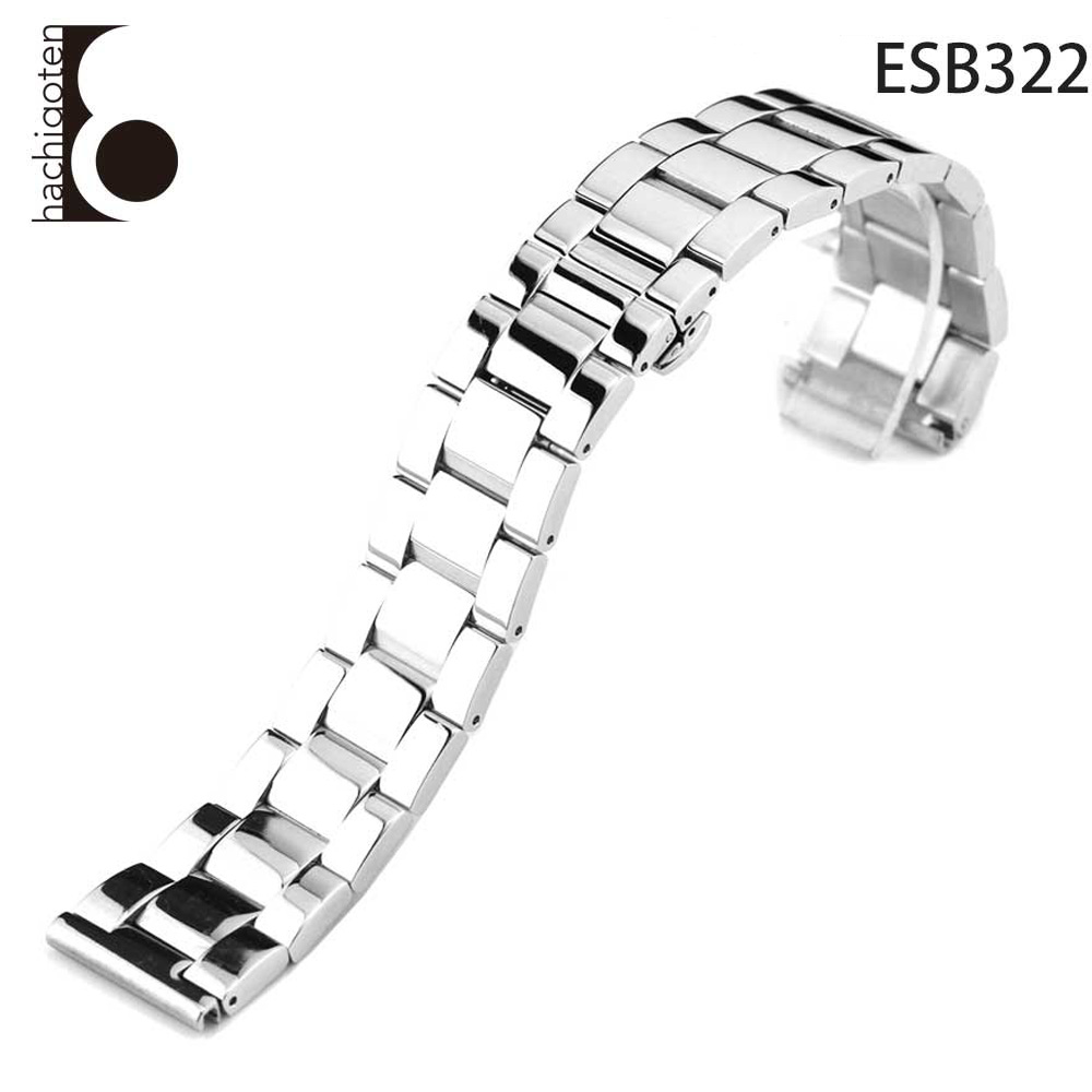 Watch belt watch band replacement strap fitted general-purpose stainless steel belt width 18 / 25 / 26 mm applications: LONGINES Longines master collection (buckle) D buckle [Eight-ESB 322] 10P01Oct16