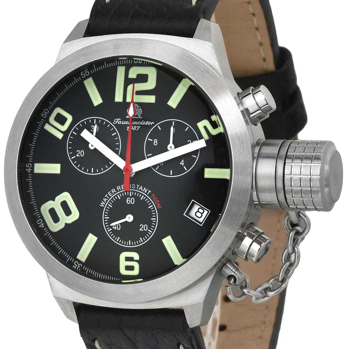 Tauchmeister 1937 トーチマイスター 1937 クォーツ 腕時計 メンズ ダイバーズウォッチ [T0074] 正規代理店品 メーカー保証24ヶ月