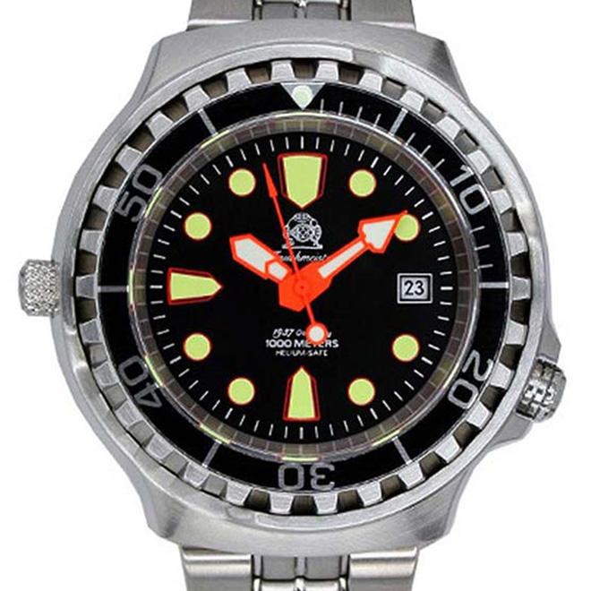 Tauchmeister 1937 トーチマイスター 1937 自動巻き 腕時計 メンズ ダイバーズウォッチ [T0079M] 正規代理店品 メーカー保証24ヶ月&純正ケース付き