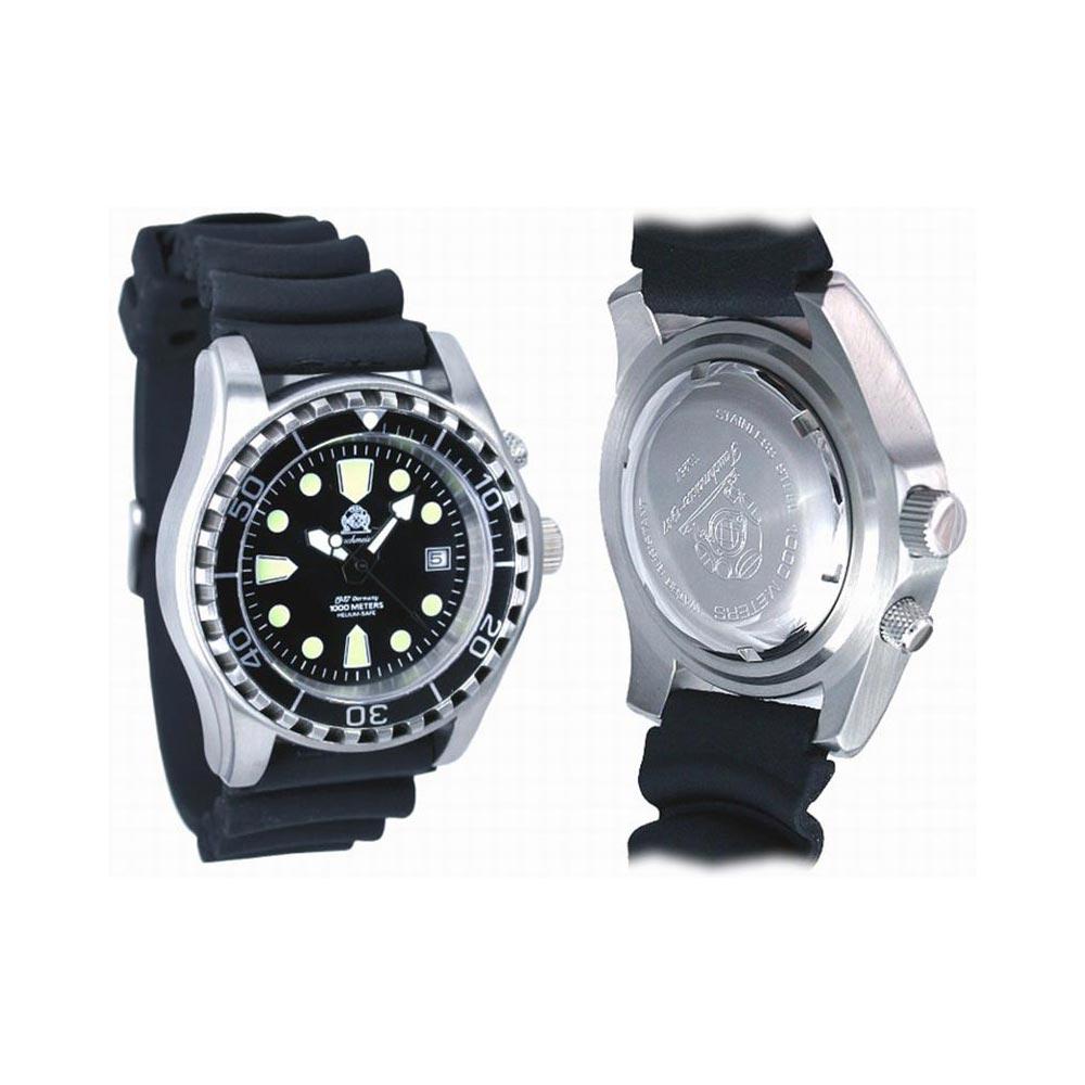 Tauchmeister 1937 トーチマイスター 1937 自動巻き 腕時計 メンズ ダイバーズウォッチ [T0257] 並行輸入品 メーカー保証24ヶ月&純正ケース付き