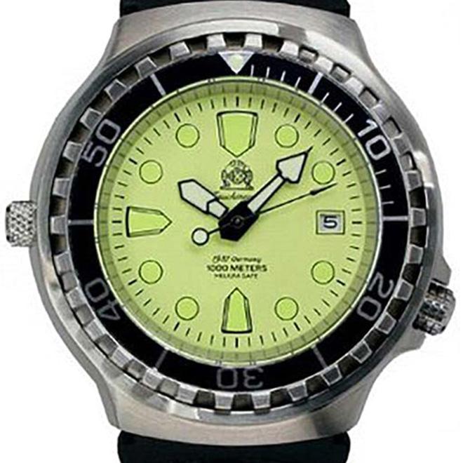 Tauchmeister 1937 トーチマイスター 1937 クォーツ 腕時計 メンズ ダイバーズウォッチ [T0262] 正規代理店品 メーカー保証24ヶ月