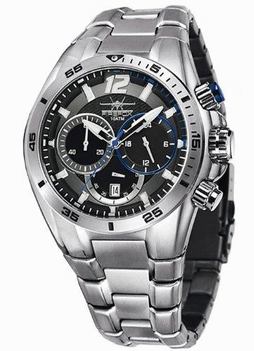 【残り1点】FIREFOX ファイヤーフォックス クォーツ 腕時計 メンズ [12001021] 並行輸入品 メーカー国際保証24ヶ月 純正ケース付き