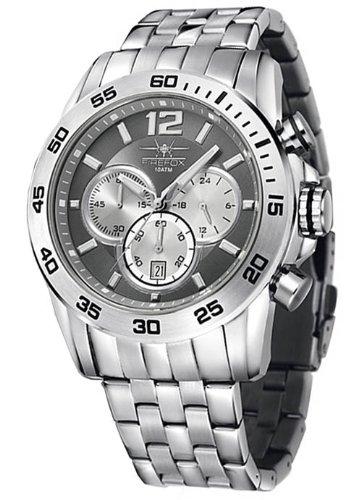 【残り1点】FIREFOX ファイヤーフォックス クォーツ 腕時計 メンズ [1210104] 並行輸入品 メーカー国際保証24ヶ月 純正ケース付き