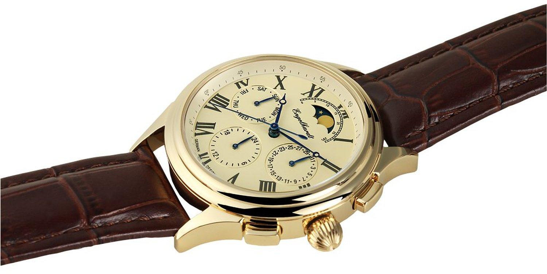 Engelhardt エンゲルハート 自動巻き 腕時計 メンズ ドイツ製 [386704529003] 並行輸入品 メーカー保証24ヵ月 純正ケース付き