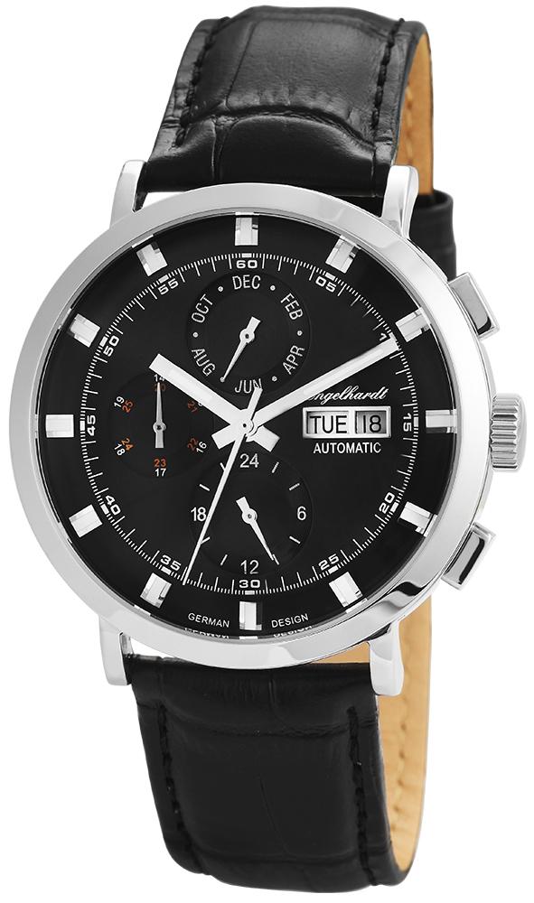 Engelhardt エンゲルハート 自動巻き 腕時計 メンズ ドイツ製 [388221029007] 並行輸入品 純正ケース付き【訳アリ価格:メーカー保証なし】