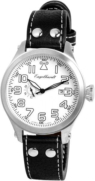 【残り1点】Engelhardt エンゲルハート 自動巻き 腕時計 メンズ ドイツ製 [388722529011] 並行輸入品 純正ケース付き【訳アリ価格:メーカー保証なし】