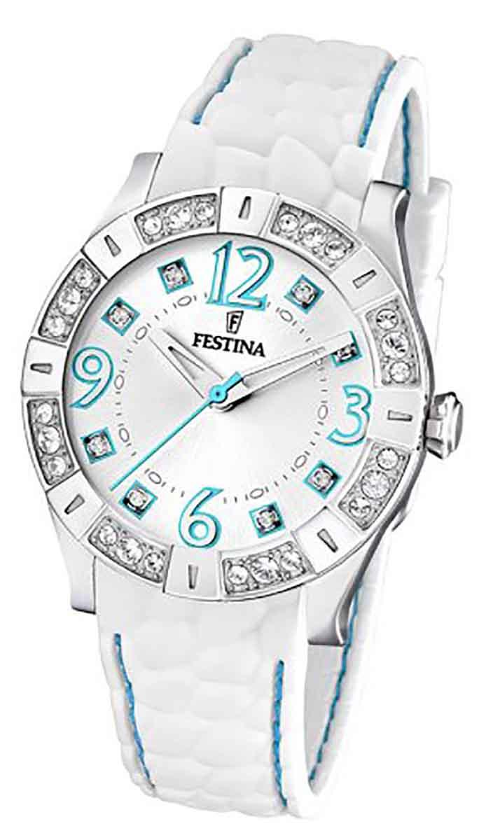FESTINA节日蒂娜女士(女性用))Trend F16541/2[F16541-2]并进进口商品