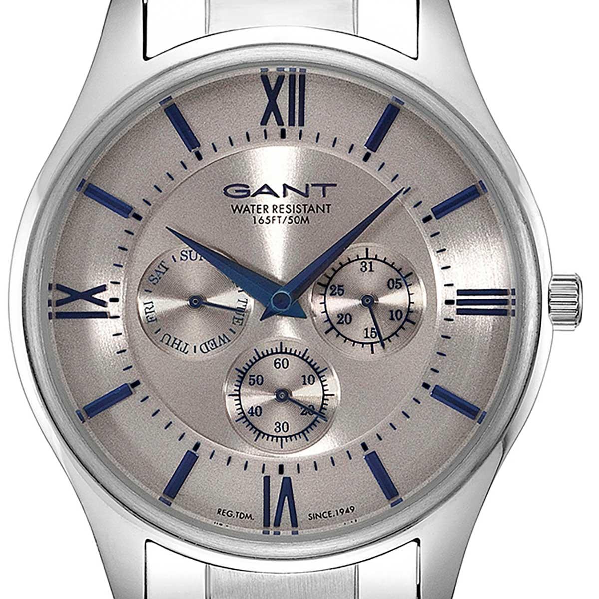 【残り1点】GANT ガント 電池式クォーツ 腕時計 [GT001003] 並行輸入品 デイデイト