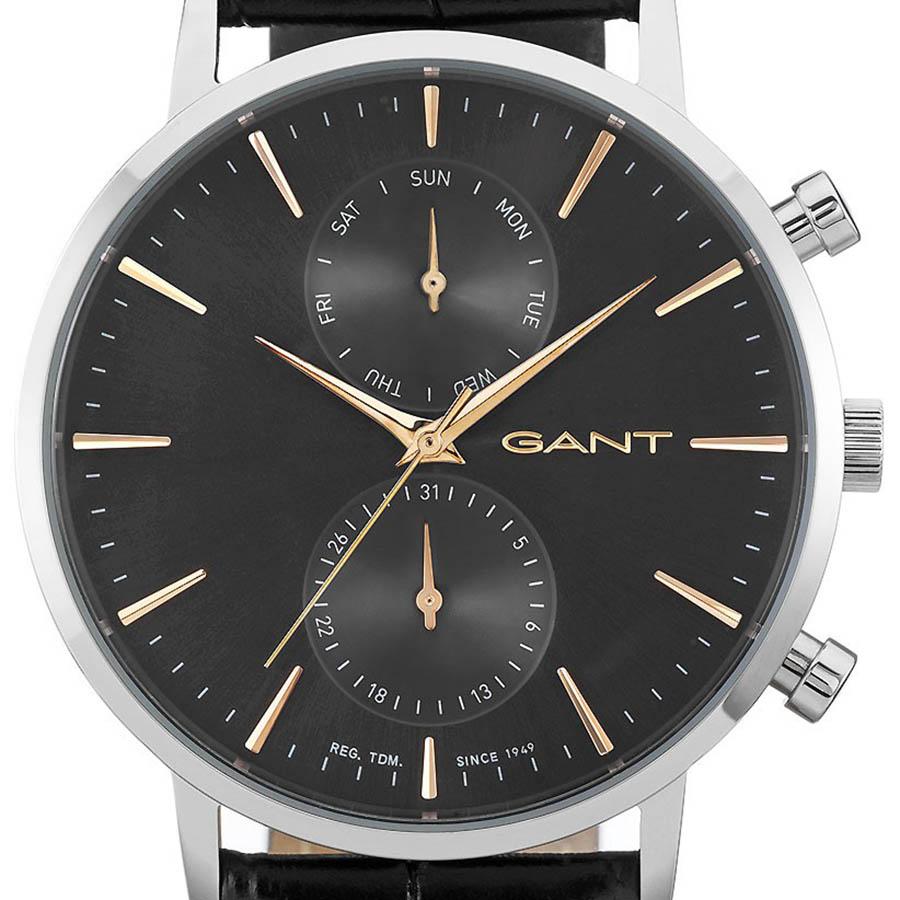 【残り1点】GANT ガント クォーツ 腕時計 メンズ エレガント アメリカ [W11202] 並行輸入品 純正ケース メーカー保証24ヶ月