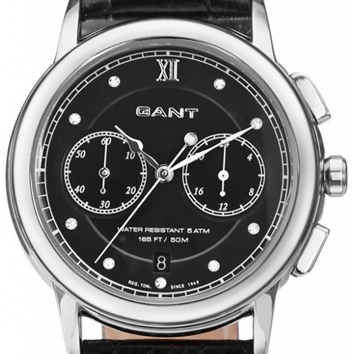 【残り1点】GANT ガント 電池式クォーツ 腕時計 [W70221] 並行輸入品 デイト クロノグラフ
