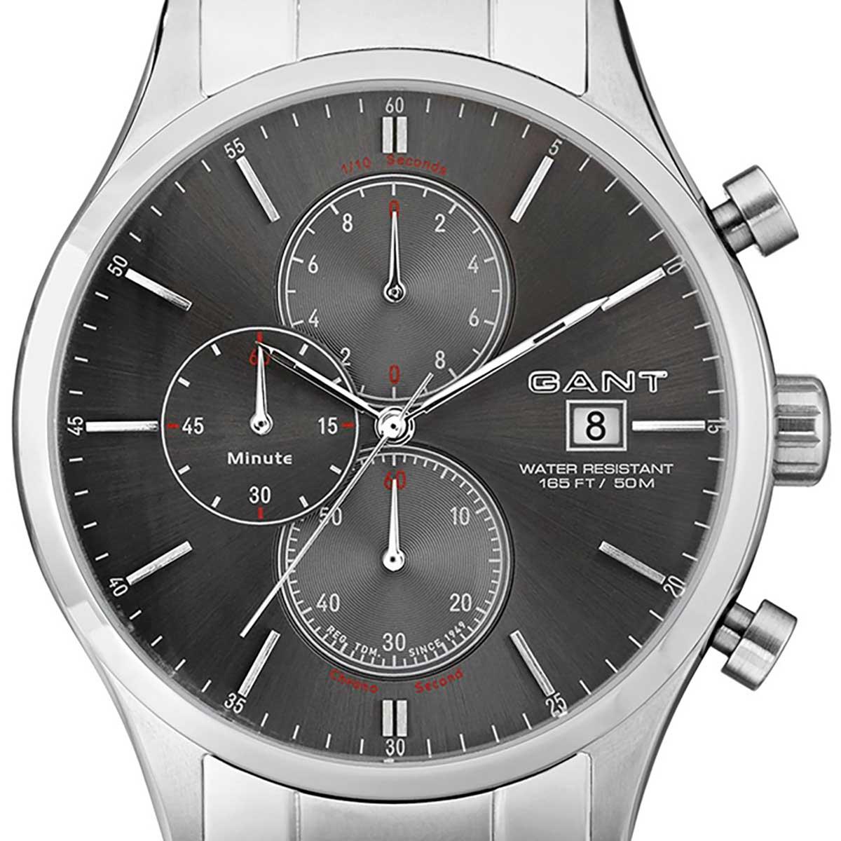 【残り1点】GANT ガント 電池式クォーツ 腕時計 [W70404] 並行輸入品 クロノグラフ