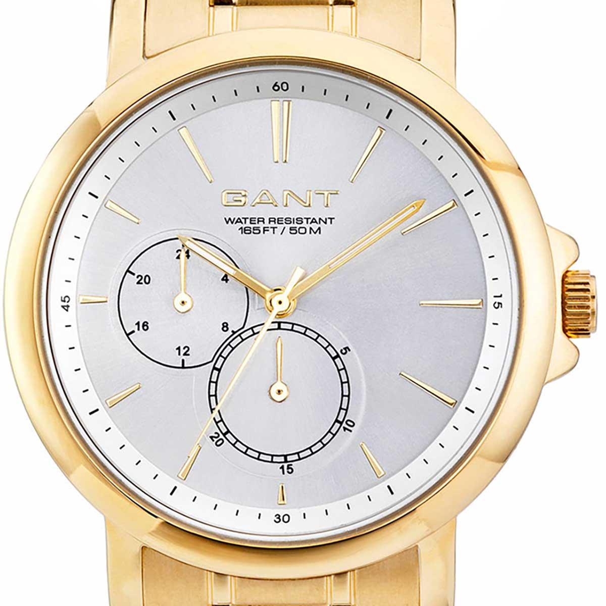 【残り1点】GANT ガント 電池式クォーツ 腕時計 [W70485] 並行輸入品  デイト