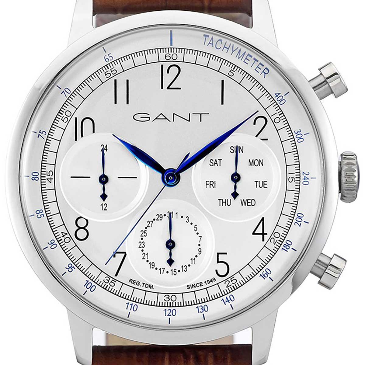 GANT ガント 電池式クォーツ 腕時計 [W71202] 並行輸入品 デイデイト