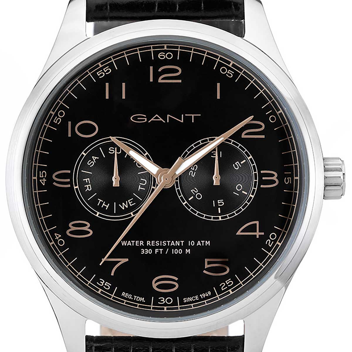 GANT ガント 電池式クォーツ 腕時計 [W71601] 並行輸入品 デイデイト